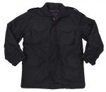 Мужская черная куртка US M65 - Интернет-магазин BUNDES.WARVAR.RU...
