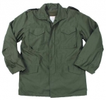 Куртка м65 US Oliv с подстёжкой.